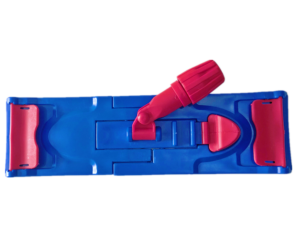 Klapphalter blau/rot